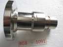 "RGB - 1091 FLANGE 1-5/8"" FOR COAX 7/8"""