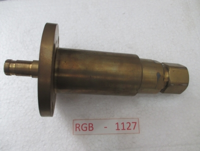 "RGB - 1127 LOKAL FLANGE 1-5/8"" to DIN MALE"