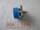 RGB - 1136 DIN FEMALE CHASIS FOR RG 142