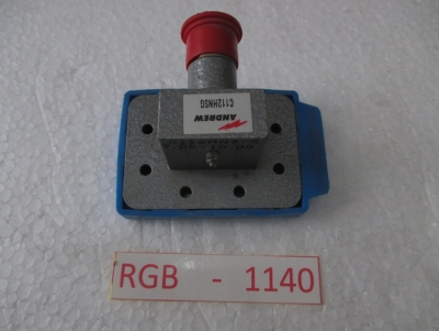 RGB - 1140 ANDREW WAVEGUIDE C 112 HNSG